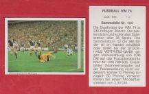 East Germany v West Germany Croy Muller 104